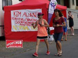 Kim Allen - rekord