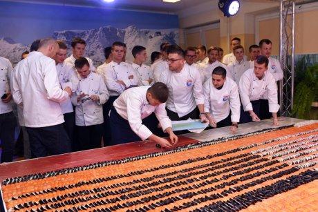 Sushi - polski rekord Guinnessa