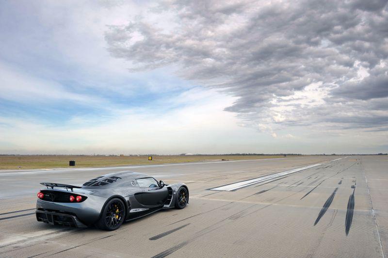 Hennessey Venom GT - Najszybszy samochód