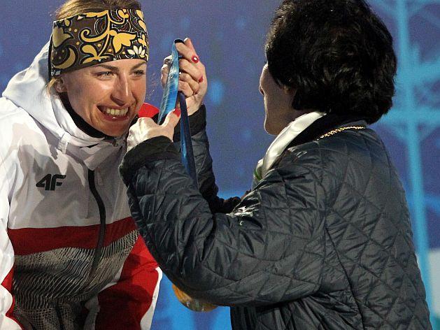 Jakie rekordy mają Justyna Kowalczyk i Irena Szewińska