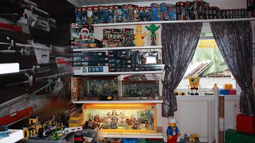 Największa kolekcja zestawów Lego Star Wars