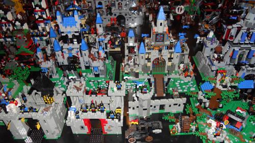 Największa prywatna kolekcja zestawów Lego