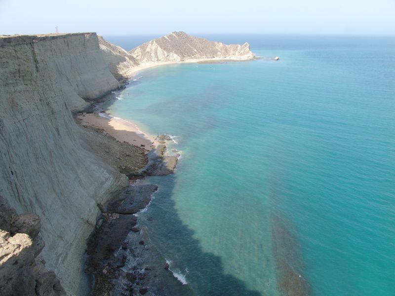 Największe morze świata - Morze Arabskie