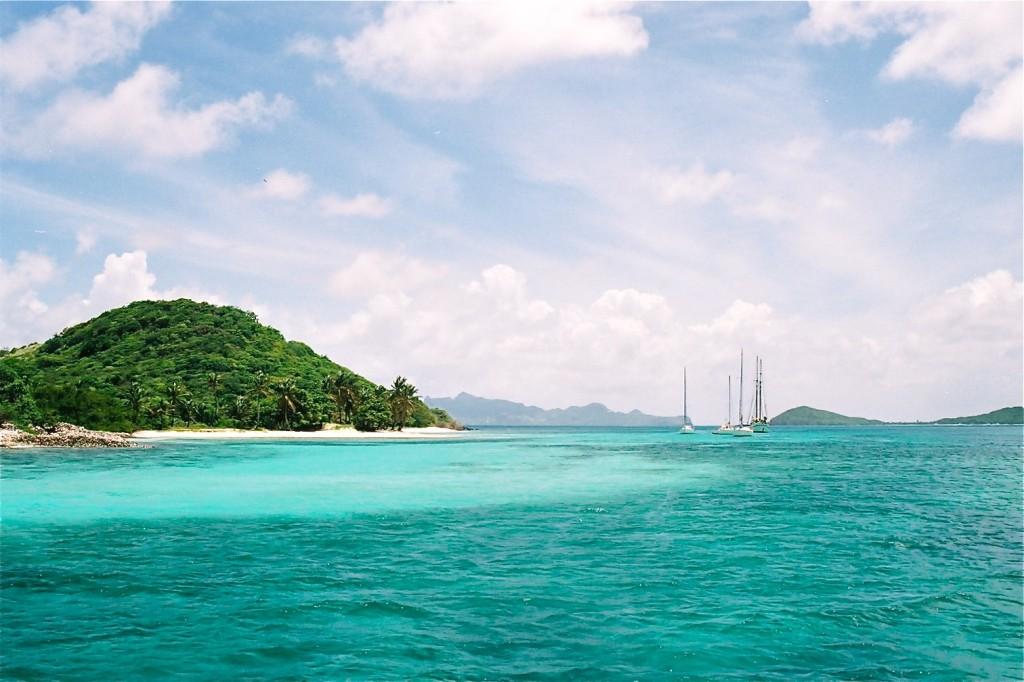 Największe morze świata - Morze Karaibskie