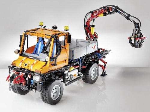 Największy zestaw Lego Technic dostępny wsklepach