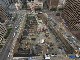 Rekord Guinessa w wylewaniu betonu