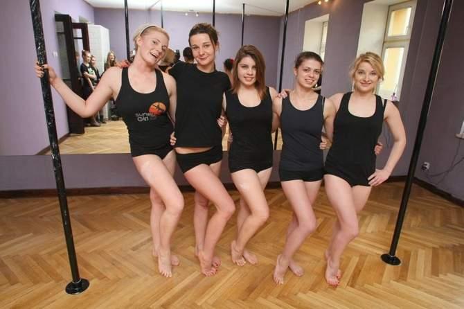 Taniec narurze - polski rekord Guinessa