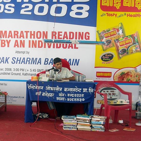 Maraton czytania książek