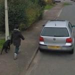 Najpopularniejsza osoba na Google Street View