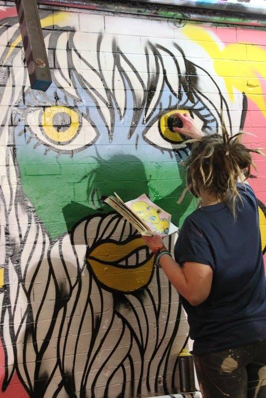 Największe graffiti naświecie
