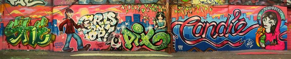 Największe graffiti świata