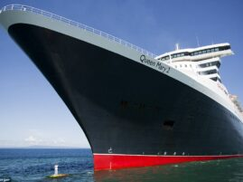 Największy statek na świecie