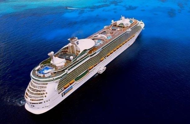 Największy statek pasażerski naświecie