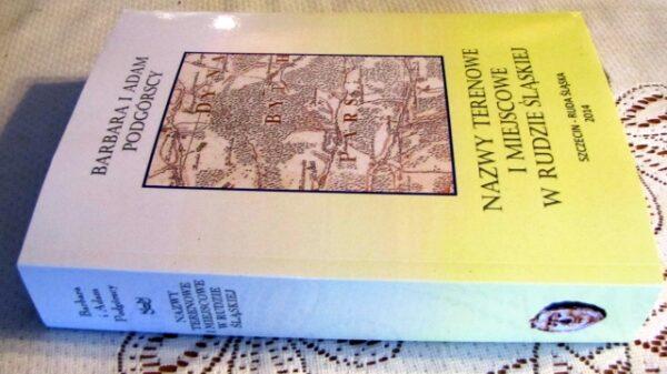 Rekordowa książka z Rudy Śląskiej