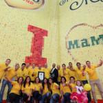 Największa kartka z życzeniami - rekord Guinessa