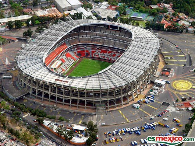 Estadio Azteca wMeksyku