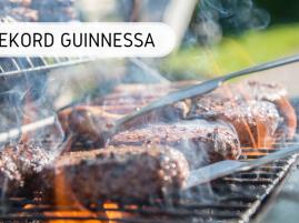 Rekord Guinnessa - maraton grillowania