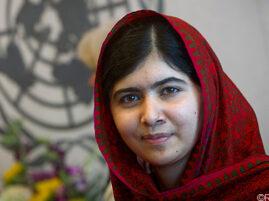Najmłodsza laureatka Nagrody Nobla