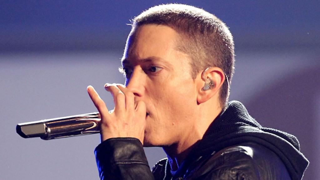 Eminem - rekord Guinessa
