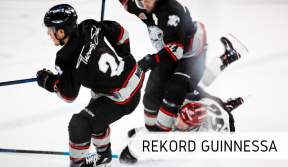Maraton hokeja - rekord Guinnessa
