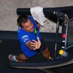 Marcio Villar - największy dystans na bieżni