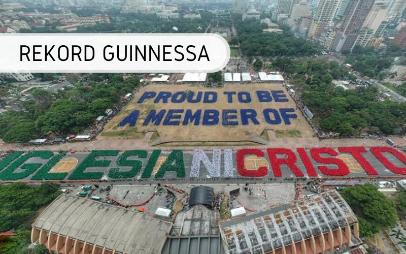 Rekord Guinnessa - Nadłuższe zdanie zludzi