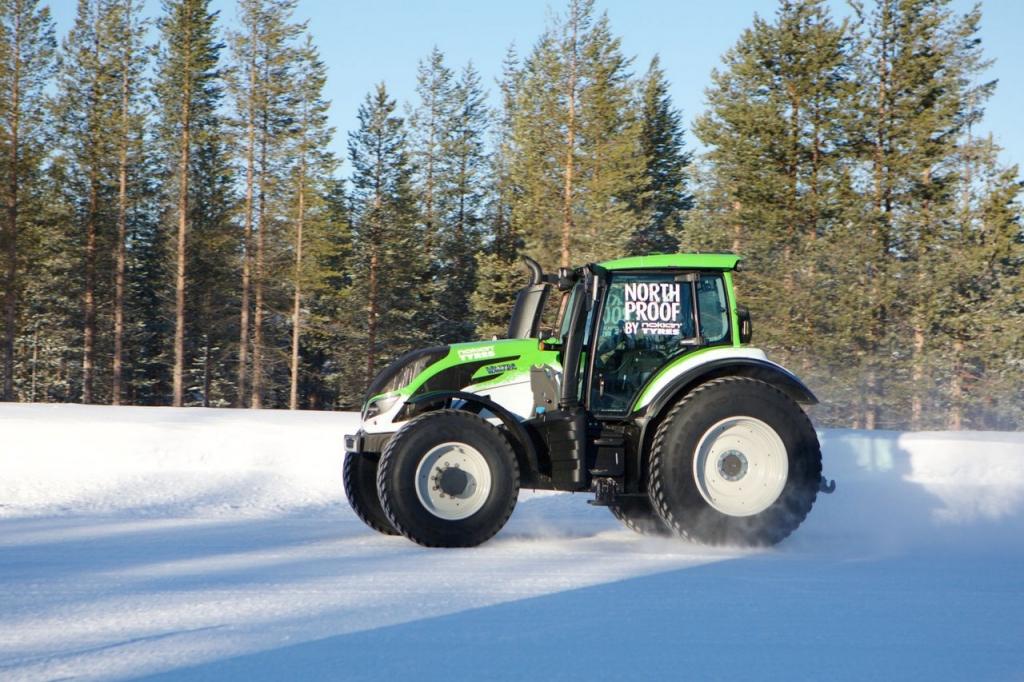 Najszybszy traktor