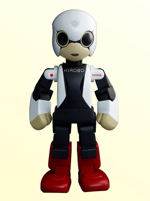 Robot Kirobo - rekord Guinnessa