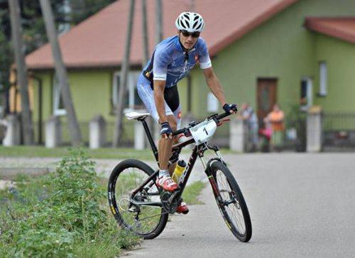 Najdłuższa jazda na rowerze przez 48 h