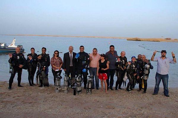 Najdłuższe nurkowanie - rekord Guinnesa