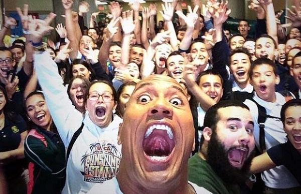 Największa ilość selfie - rekord Guinessa
