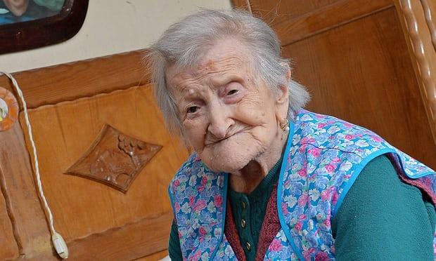 Emma Morano - najstarszy człowiek świata