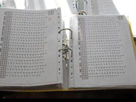 Kalendarz Saturna - rekord