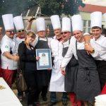 Największy żur - Rekord Polski