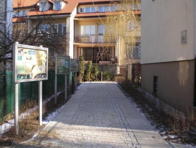 Najkrótsza ulica w Polsce