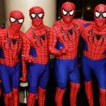 Najwięcej osób w stroju Spider-Mana