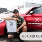 Rekord Guinnessa - samochody