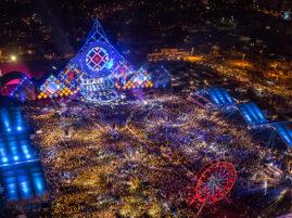 Największa scena na świecie