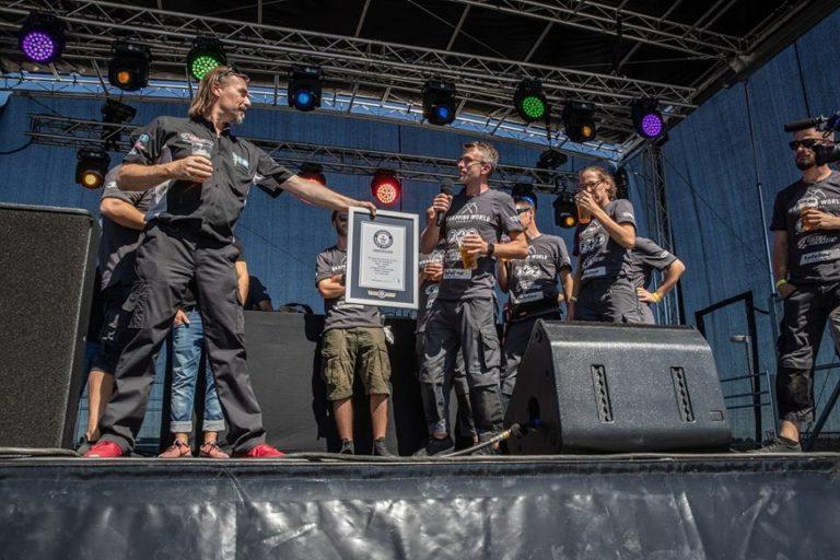 Nowy rekord Guinnessa