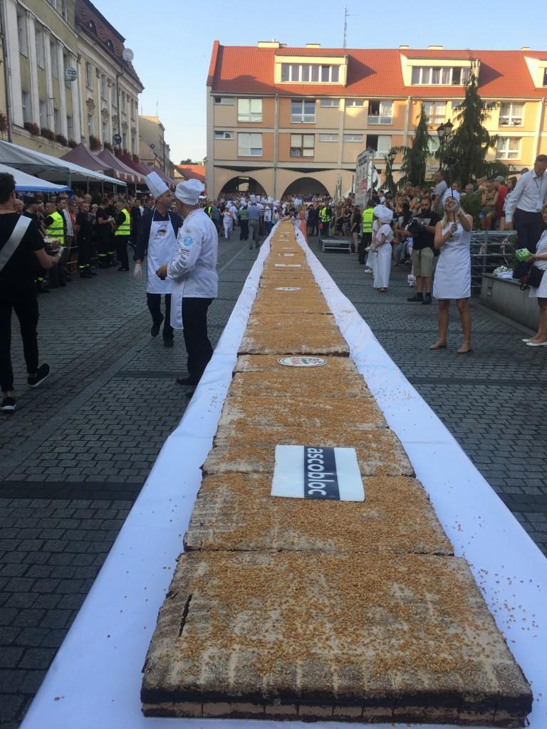 Rekord Polski - najdłuższy piernik