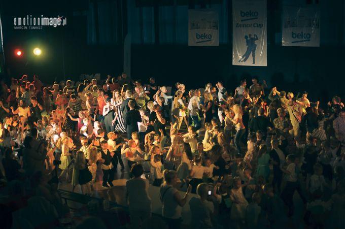 Najwięcej osób tańczących polkę - Chojnice
