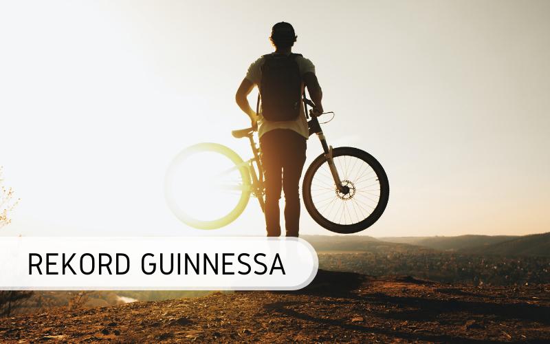 rekord Guinnessa - jazda narowerze 48 h