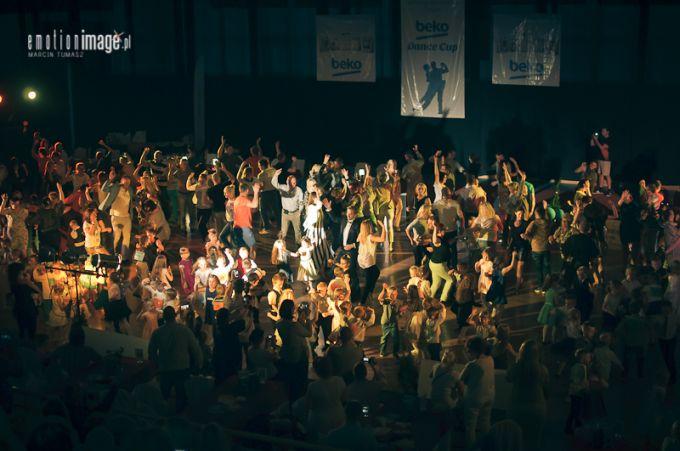 Tańczenie polki - rekord Polski