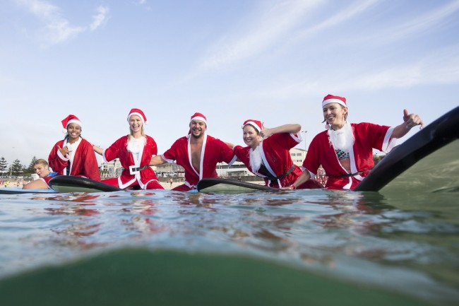Największa lekcja surfingu - rekord Guinnessa