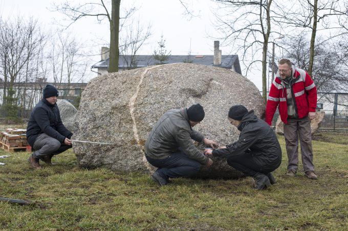 Głazy narzutowe - rekord Polski