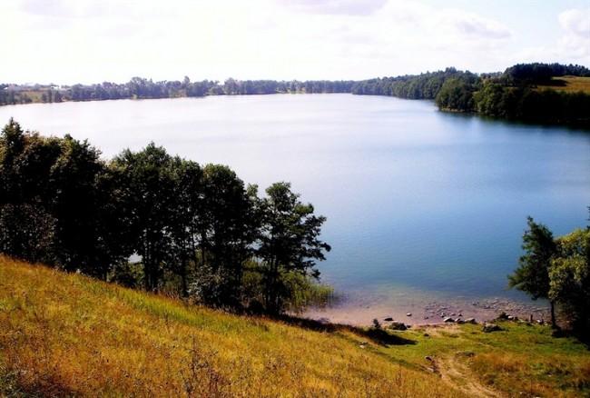 Najgłębsze jezioro wPolsce
