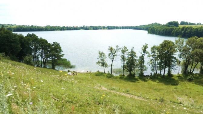 Najgłębsze jezioro wPolsce - rekord