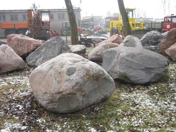 Największa kolekcja głazów narzutowych - rekord Polski