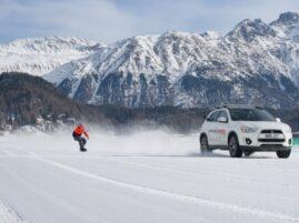 Snowboardowy rekord