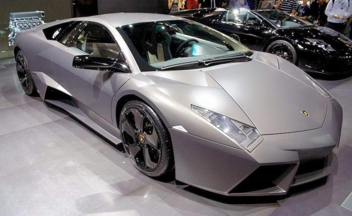 Najdroższy samochód świata - 5 - Lamborghini Reventon